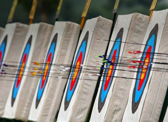 Αποτελέσματα του Cyprus International Archery Cup APHRODITE 2014