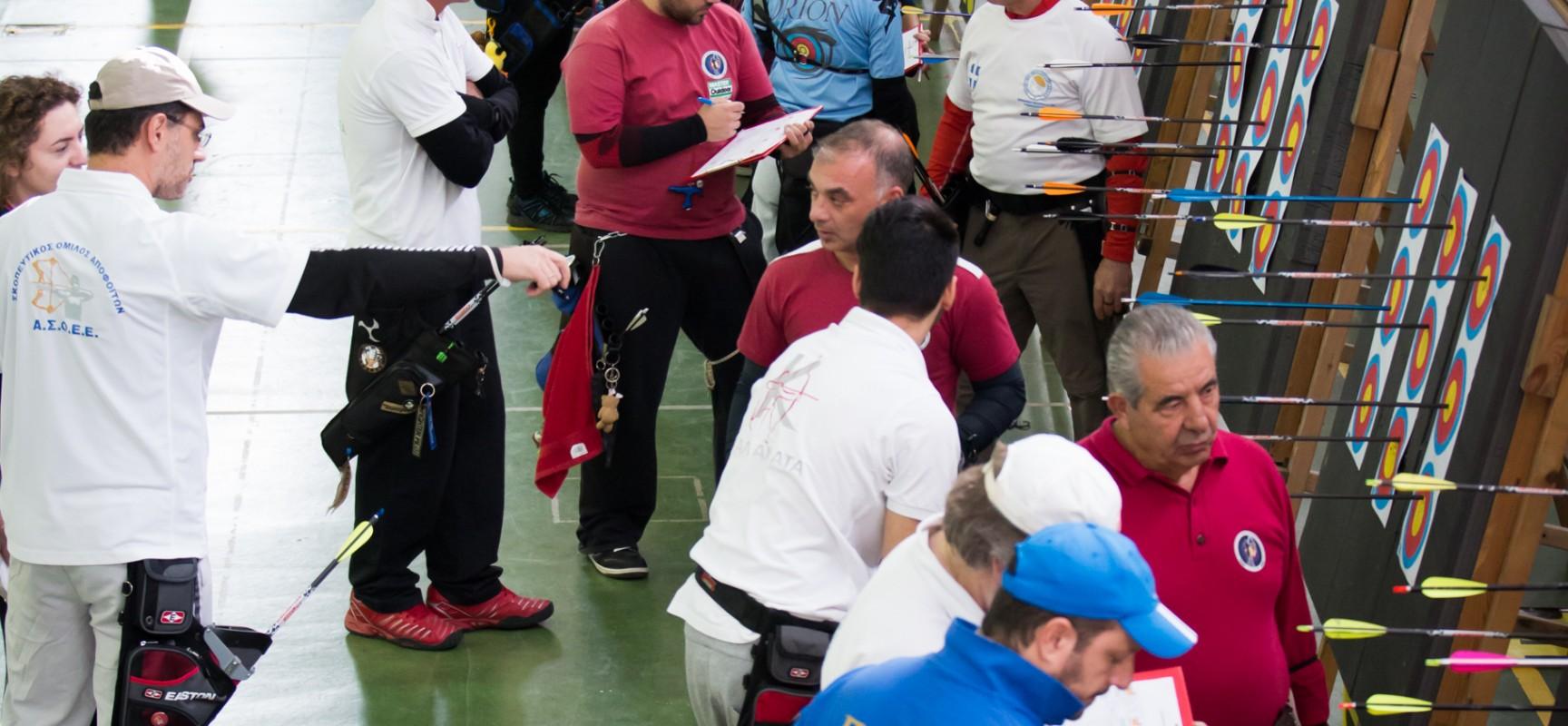 Αποτελέσματα αγώνα ΚΧ Α' & Β' κατηγ. & Πανελληνίου Πρωταθλήματος Παίδων 2016, 10-11/12/16, Αγία Τριάδα Ναυπλίου