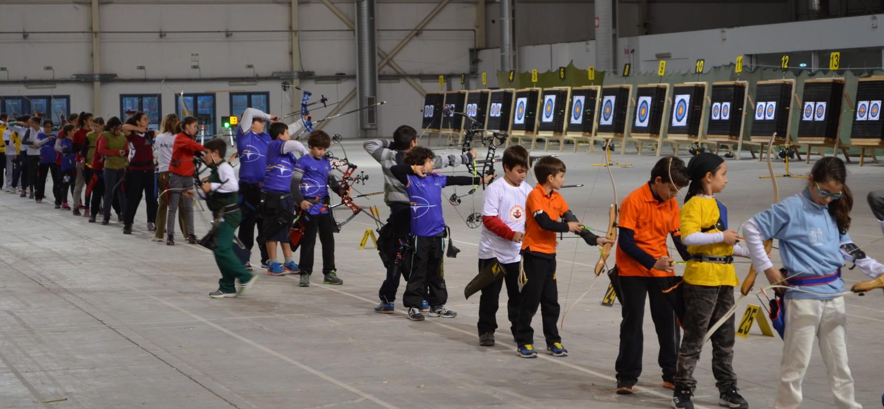 Πανελλήνιο Πρωτάθλημα μικρών κατηγοριών που απευθύνεται σε αθλητές ηλικίας 8 έως 14 ετών