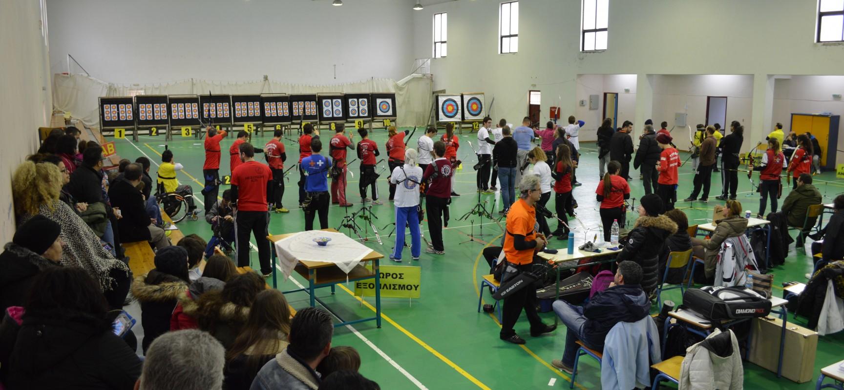 Τελικά Αποτελέσματα αγώνα Πάργας 01/02/2015