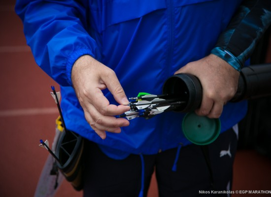 Συμμετέχοντες Αθλητές Α' Κατηγορίας στον Αγώνα Ναυπλίου
