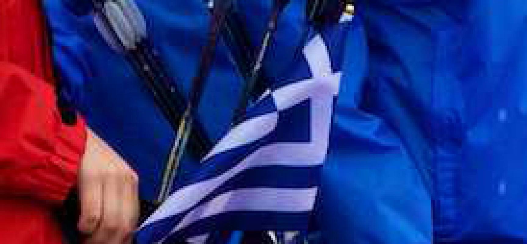 """Εθνική Ομάδα Τοξοβολίας για τον αγώνα Διακρατικής Συμφωνίας Ελλάδας Κύπρου International Archery Cup """"APHRODITE 2015"""""""