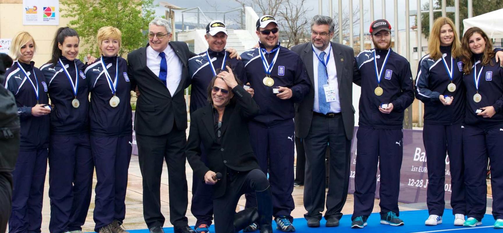 Τελική κατάταξη των αθλητών βάσει της Επετηρίδας Εθνικών Ομάδων σχετικά με τον αγώνα WORLD CUP Stage2 που θα διεξαχθεί στην Αττάλεια της Τουρκίας από 26-30/05/15.