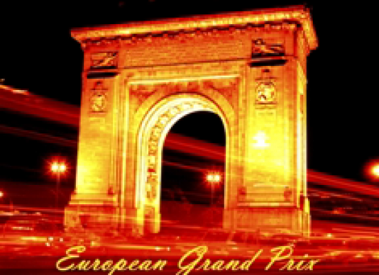 EUROPEAN GRAND PRIX  2ND LEG – BUCHAREST / ROMANIA  JULY 7TH – 11TH, 2015