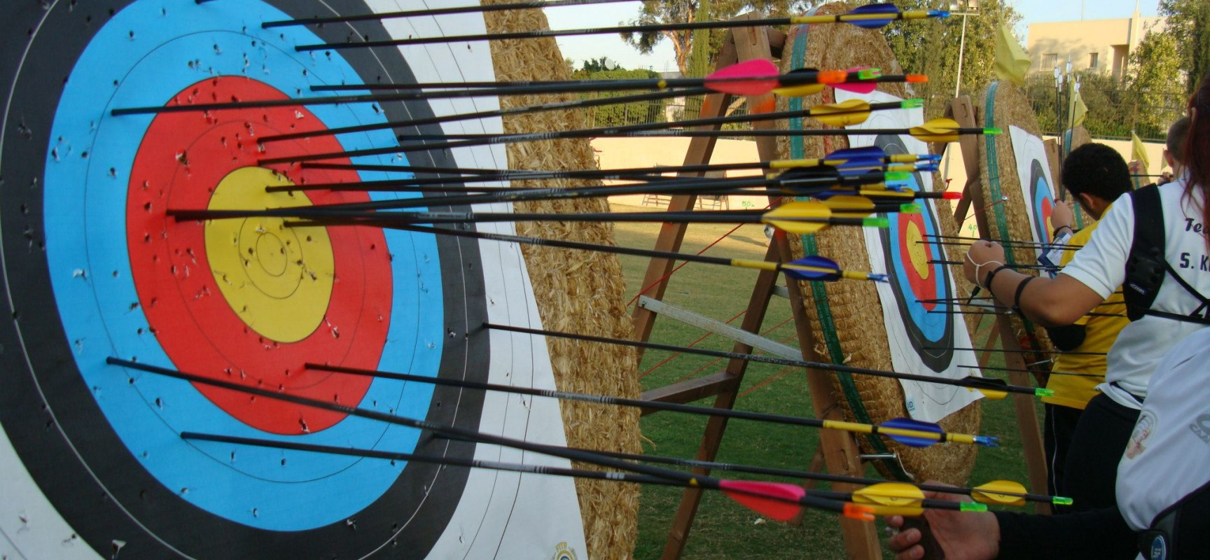 "CYPRUS INTERNATIONAL ARCHERY CUP ""APHRODITE 2015"