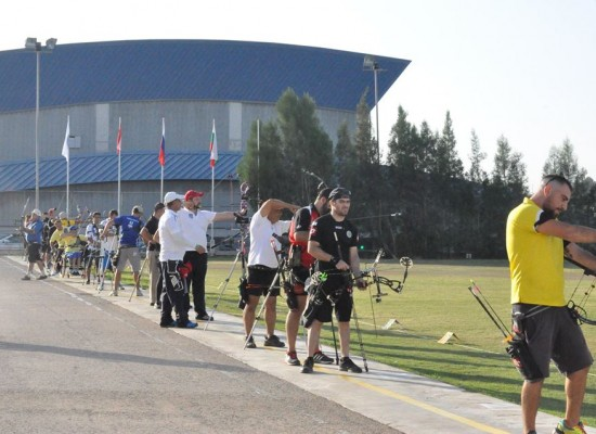 "ΑΠΟΤΕΛΕΣΜΑΤΑ CYPRUS INTERNATIONAL ARCHERY CUP""APHRODITE 2016"""