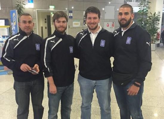 Συμμετοχή Εθνικής Ομάδας Ν. Ανδρών Συνθέτου Τόξου στο Παγκόσμιο Πρωτάθλημα Κλειστού χώρου Αγκυρα 2016