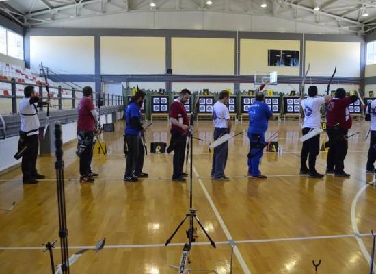 Προκήρυξη Αγώνα Κλειστού Χώρου Α΄& Β΄ Αγωνιστικής Κατηγορίας Δημοτικό Αθλητικό Κέντρο Χαλκίδας