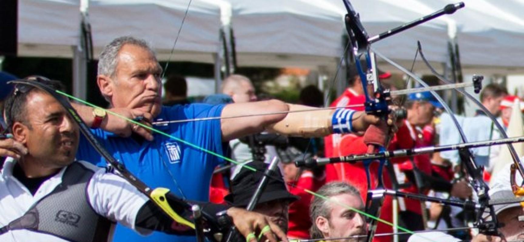 Το Παραολυμπιακό όριο στο Recurve Open «έπιασε» ο Ρουμελιώτης στο Ευρωπαϊκό Πρωτάθλημα της Γαλλίας