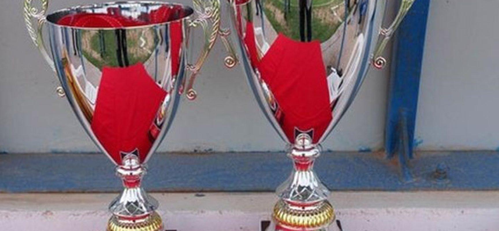 Προκήρυξη τελικού αγώνα Κυπέλλου Ελλάδος Τοξοβολίας ΑΧ, κατηγ. Α-Γ, 8&9/7/17, Βριλήσσια