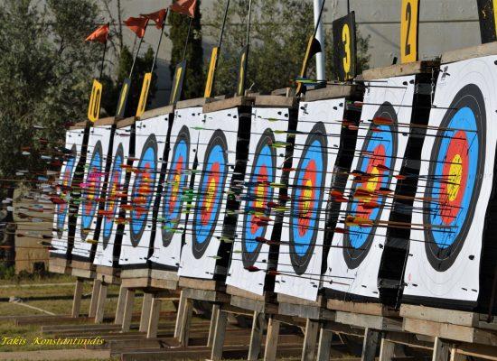 To πρόγραμμα του Αγώνα Τοξοβολίας Κλειστού Χώρου της Ε.Ο.Τ. στο Ναύπλιο