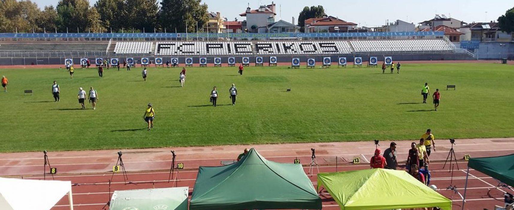 Προκήρυξη αγώνα Αγίου Σπυρίδωνα Πιερίας 17-11-2019
