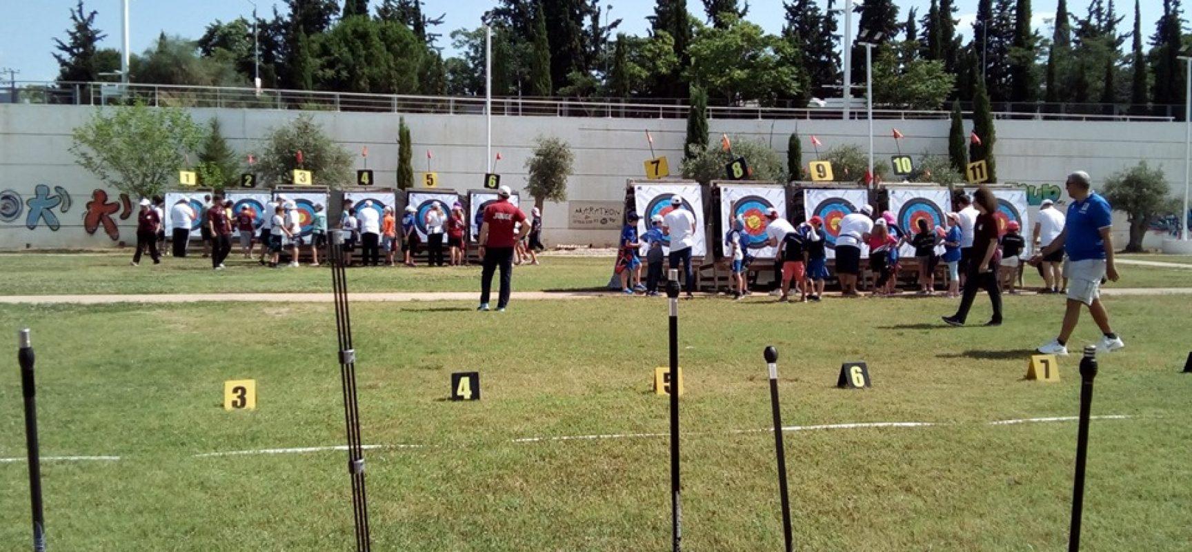 Λίστες αθλητών ανα στόχο για τους  αγώνες Α.Χ που θα διεξαχθούν 4 & 5 Ιουλίου 2020 στο ΟΑΚΑ-ΕΥΑΓΓΕΛΙΑ ΨΑΡΡΑ