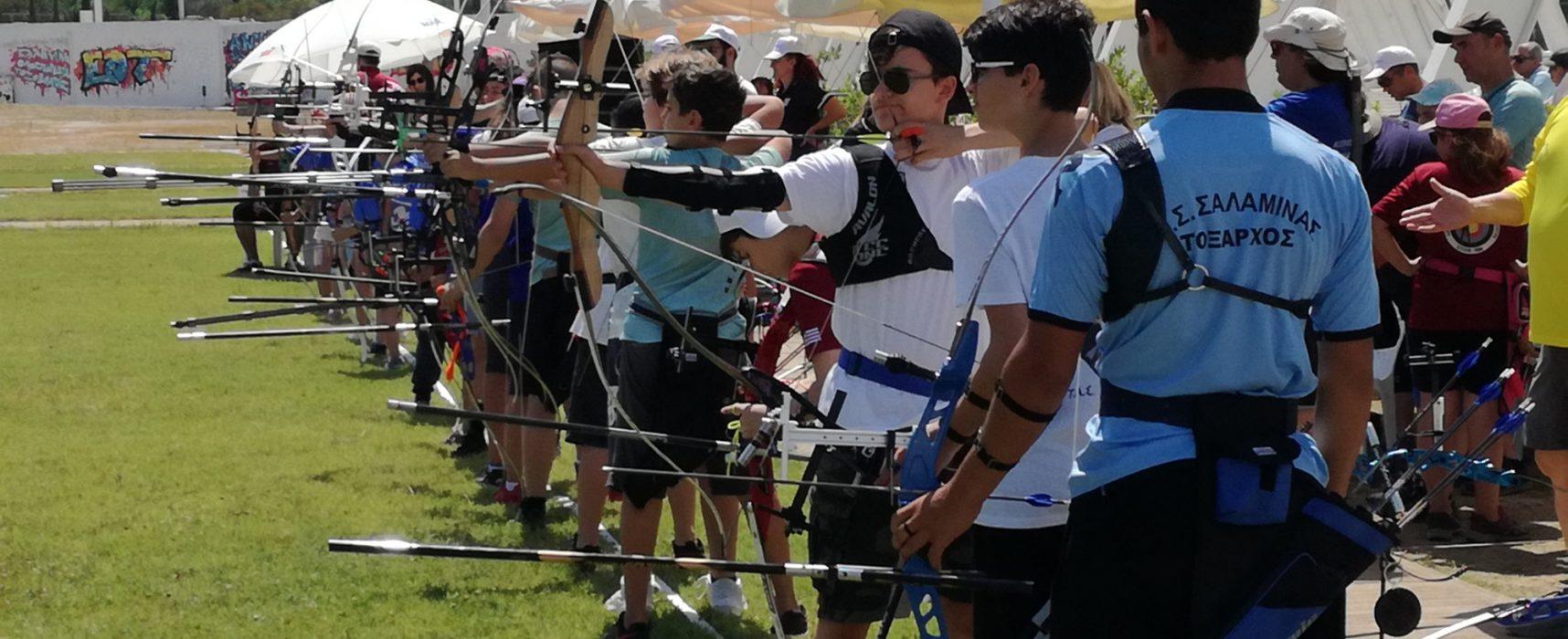 Η γιορτή της ελληνικής Τοξοβολίας άνοιξε νέους δρόμους για το άθλημα