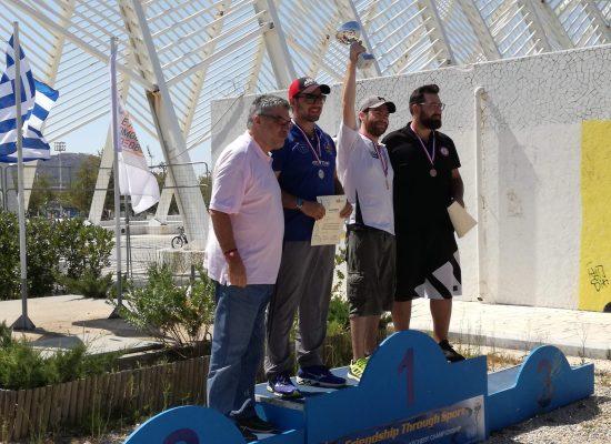 Λαμπράκης, Τσακίρη και Προμηθέας Κυπελλούχοι Ελλάδος  στο Σύνθετο Τόξο