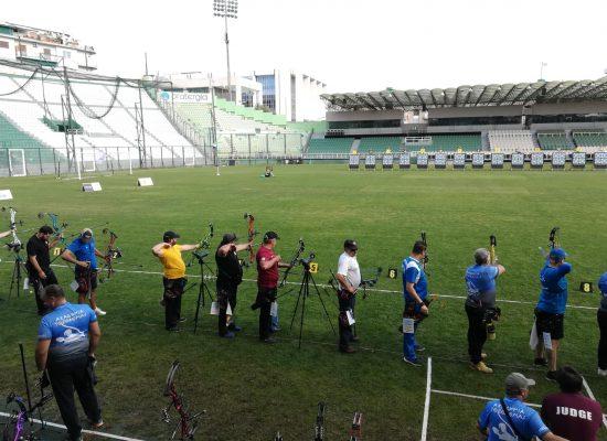 H κατάταξη στο Πρωτάθλημα Τοβοβολίας Ανοιχτού Χώρου στο γήπεδο της Λεωφόρου Αλεξάνδρας