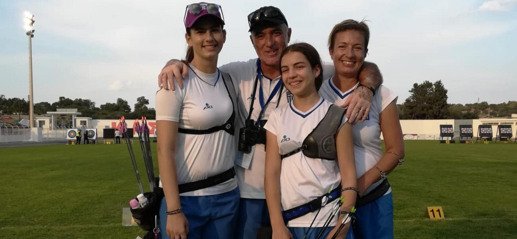 H Eλλάδα κατέκτησε 4 μετάλλια στην πρώτη μέρα του «Aphrodite Mediterranean Cup»