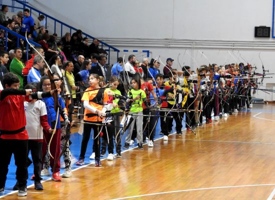 Στόχοι με αθλητές αγώνα Κ.Χ για την Πάτρα στις 9 Φεβρουαρίου στο κλειστό «Κώστας Πετρόπουλος»