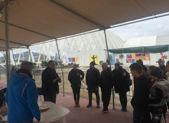 Παρουσία του Προέδρου της Ε.Ο.Τ. το πρώτο camp για το 2020