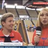 Η live μετάδοση του MEGA από το Πανελλήνιο Πρωτάθλημα στο ΣΕΦ