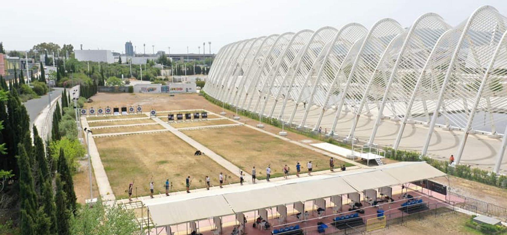 Λίστες με τους αθλητές ανα στόχο του αγώνα ανοιχτού χώρου που θα διεξαχθεί στο ΟΑΚΑ στις  27 Ιουνίου