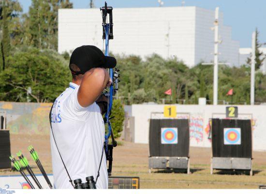 Τον πρώτο αγώνα στον ελληνικό αθλητισμό μετά την καραντίνα  διοργανώνει η Ομοσπονδία Τοξοβολίας