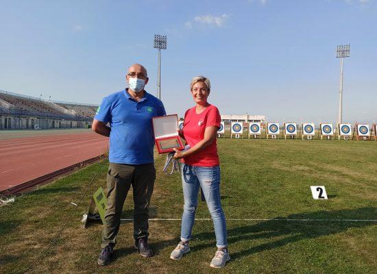 Η Σκοπευτικη Αθλητική Λέσχη Φλώρινας βράβευσε την Ψάρρα