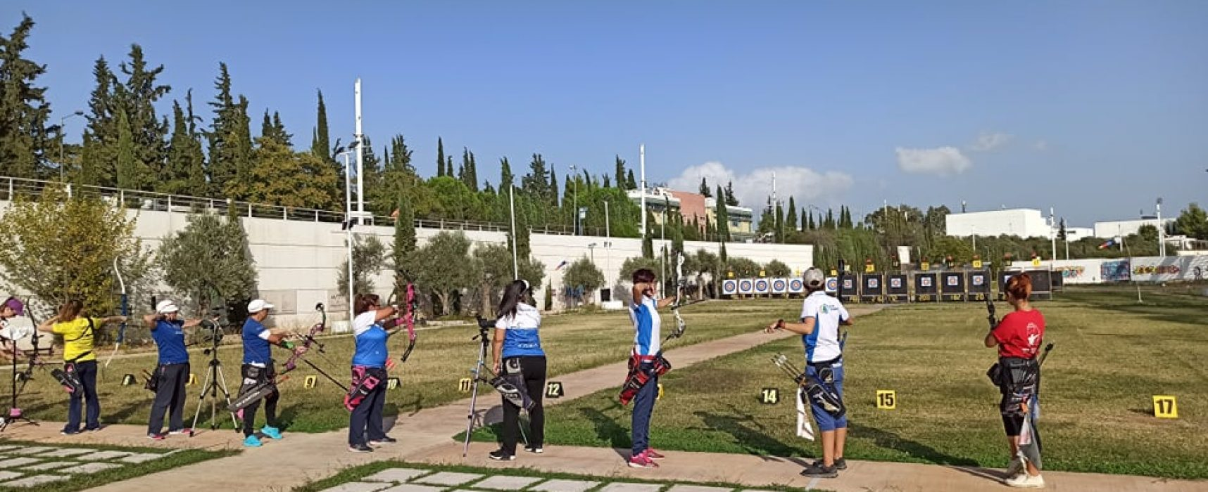 Τα αποτελέσματα στους αγώνες που έγιναν το Σάββατο 26 Σεπτεμβρίου σε Αθήνα και Θεσσαλονίκη