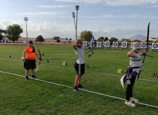 Ενημέρωση για προπονήσεις αθλητών ανά Επίπεδο περιοχών
