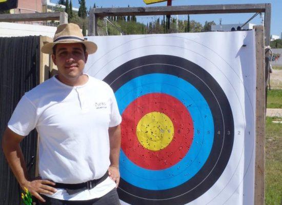 Tοξοβολία: Νέο πανελλήνιο ρεκόρ από τον Παπαλεξανδράκη