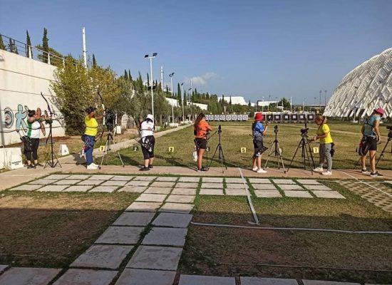 Tα μετάλλια του αγώνα που έγινε στην Αθήνα στις 26 Σεπτεμβρίου