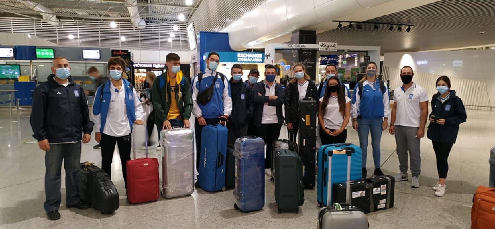 Στην Κύπρο η Εθνική τοξοβολίας για το διεθνή αγώνα Aphrodite Mediterranean Cup 2020