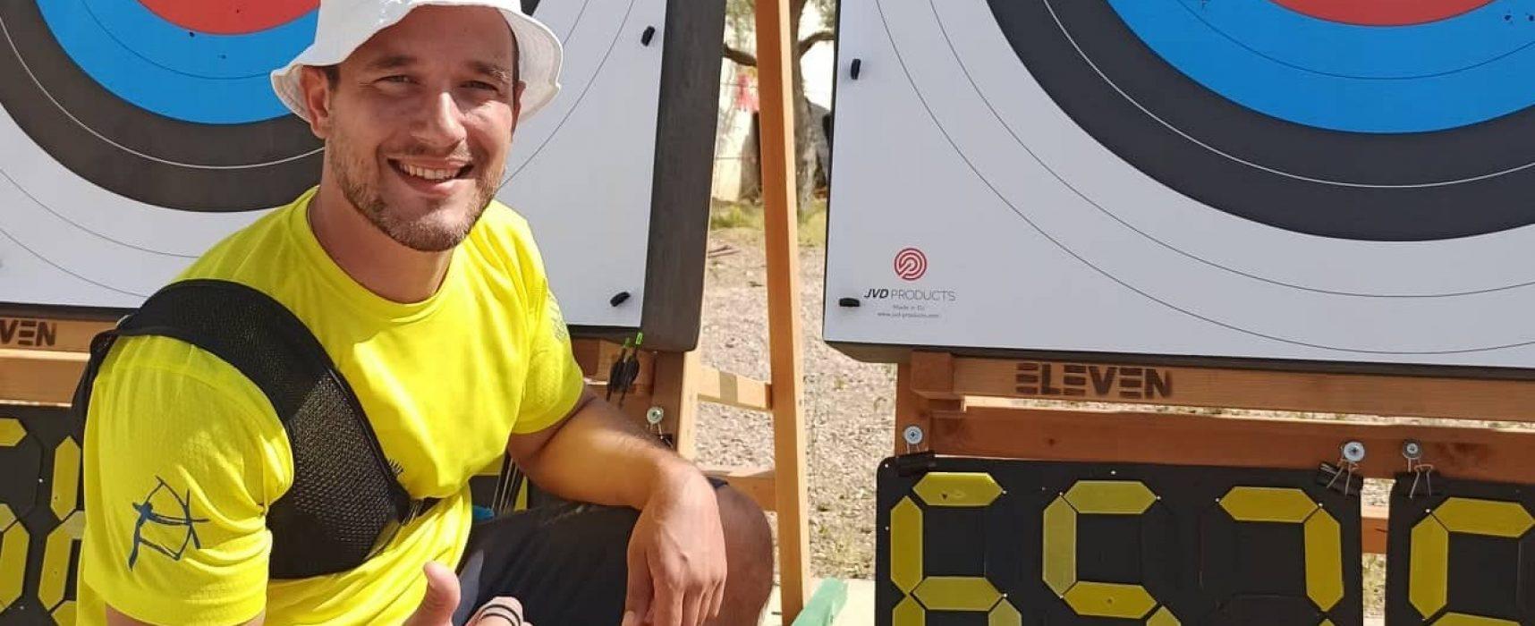 Πανελλήνιο ρεκόρ ο Σγούρος στο Ολυμπιακό Τόξο – Τα αποτελέσματα