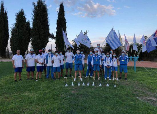 H Eλλάδα κατέκτησε 12 μετάλλια στο Aphrodite Mediterranean Cup