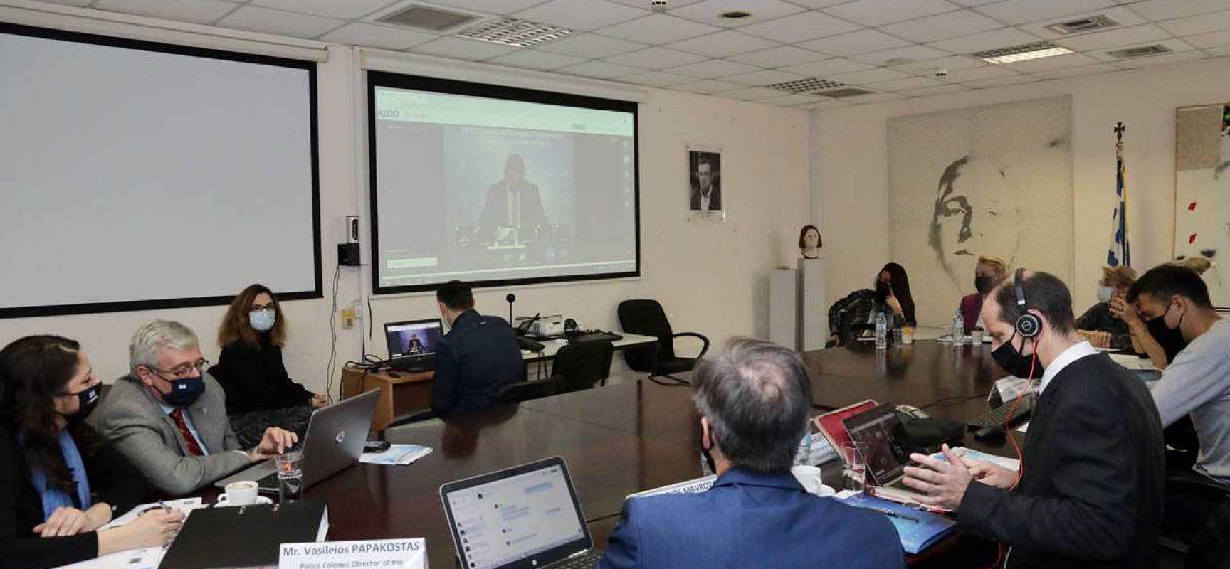 H Ελληνική Ομοσπονδία Τοξοβολίας συμμετείχε στην Ημερίδα «Start to Talk / Σπάσε τη Σιωπή – Μίλησε μην Ανέχεσαι»