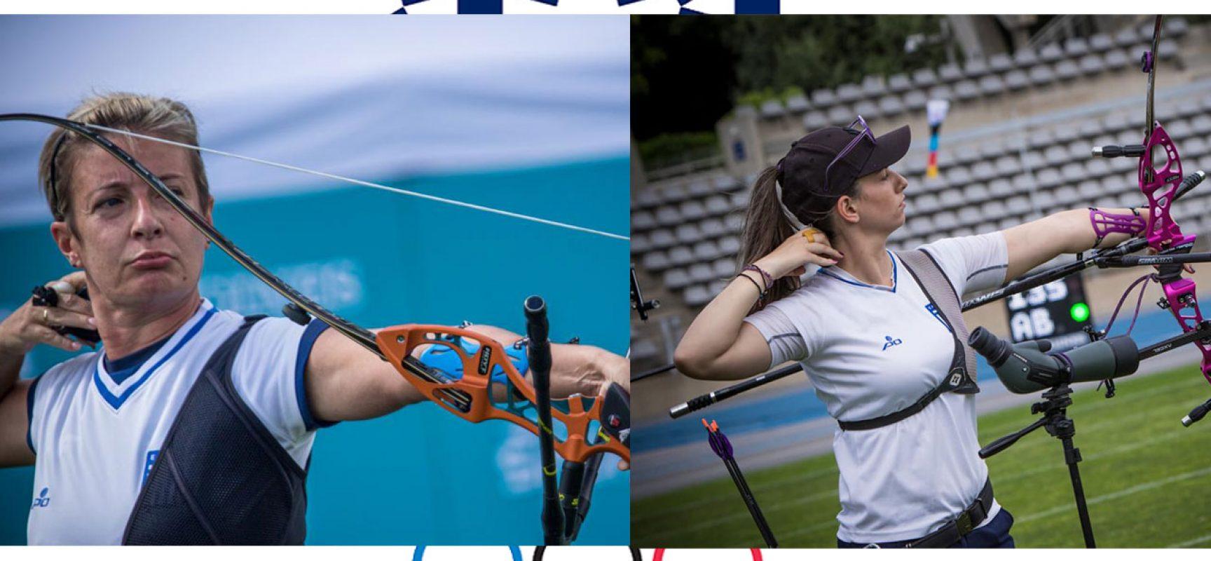 Ελληνική αποστολή Παρίσι 2021. Πήρε το εισητήριο η Ευαγγελία Ψάρρα για τους ολυμπιακούς του Τόκυο