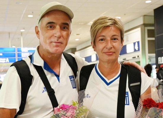 Η Ελληνική αποστολή ταξιδεύει για Τόκιο!